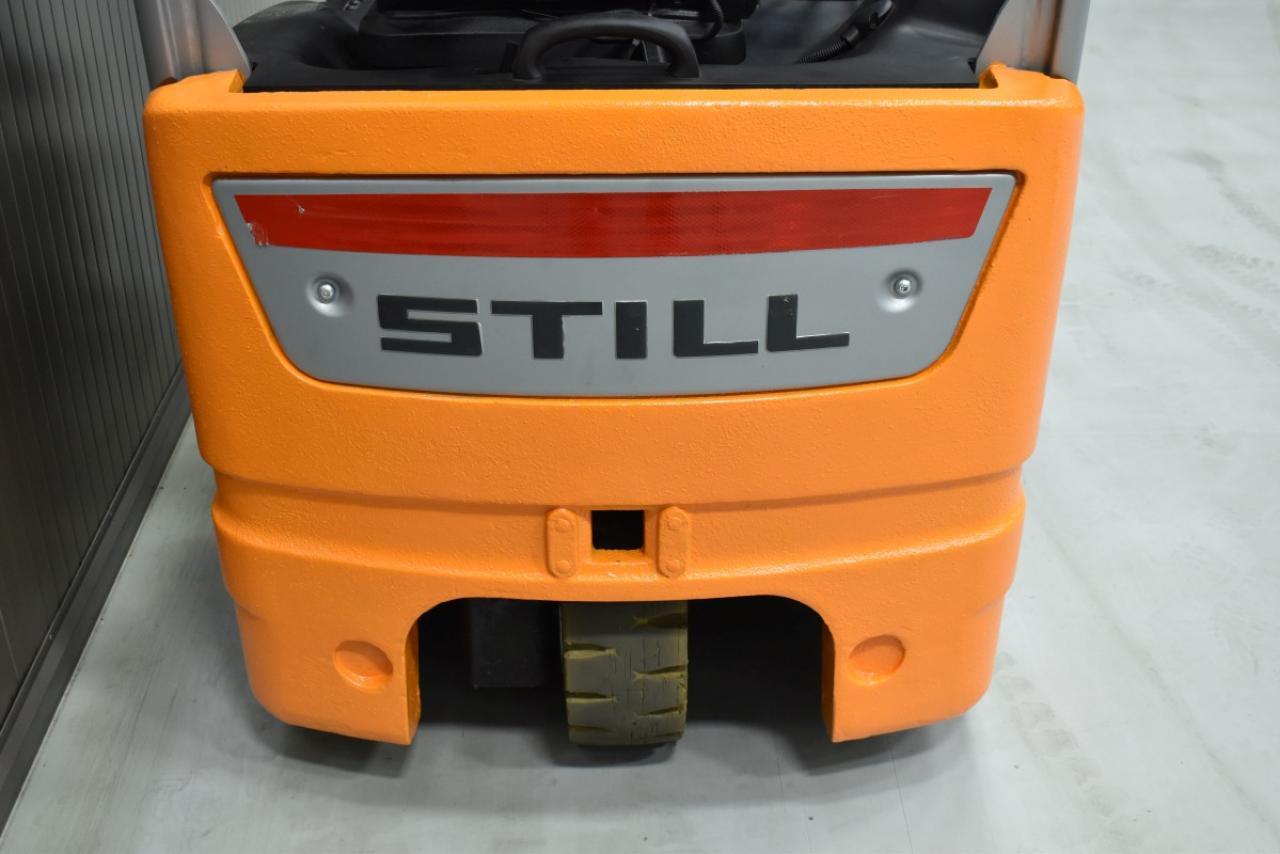 31004 STILL RX 50-10 - AKU, 2014, BP, volný zdvih, Triplex