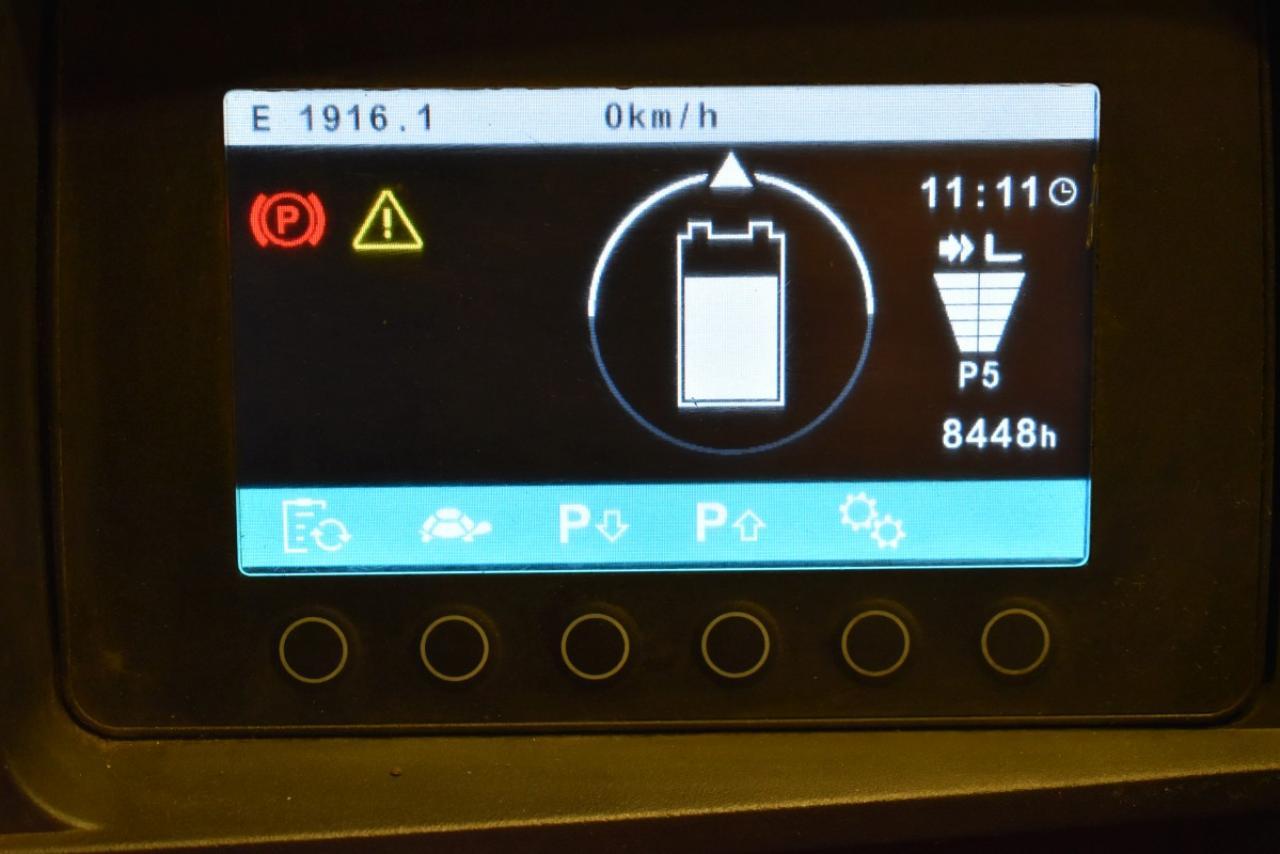 31025 JUNGHEINRICH EFG 425 K - Battery, 2015, SS