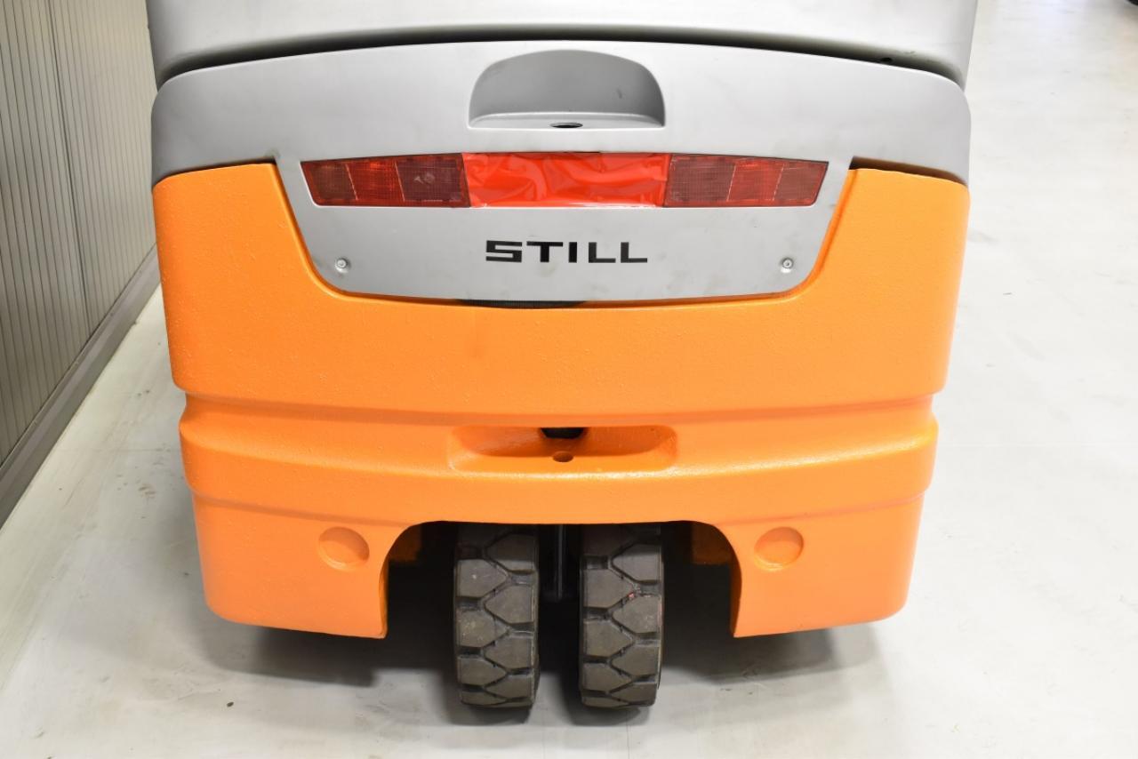 31047 STILL RX 20-15 - Battery, 2012, Cabin, SS+FP, only 2679 hrs