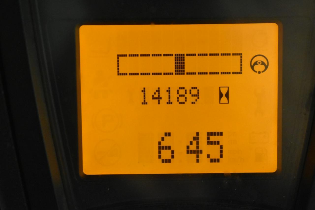 31055 LINDE E 12-01 - AKU, 2011, BP, volný zdvih, Triplex