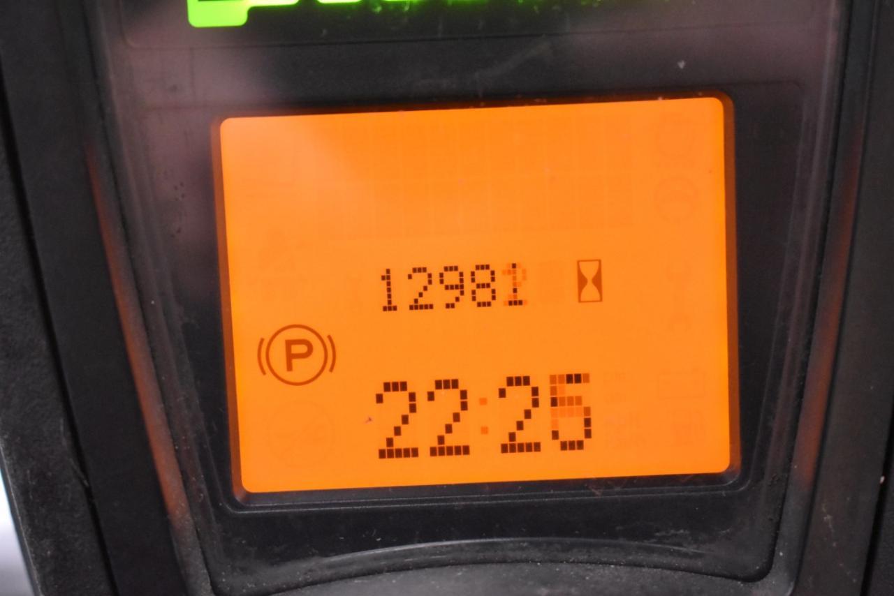 31064 LINDE E 25-01 - AKU, 2012, BP, volný zdvih, Triplex,  V PRONÁJMU