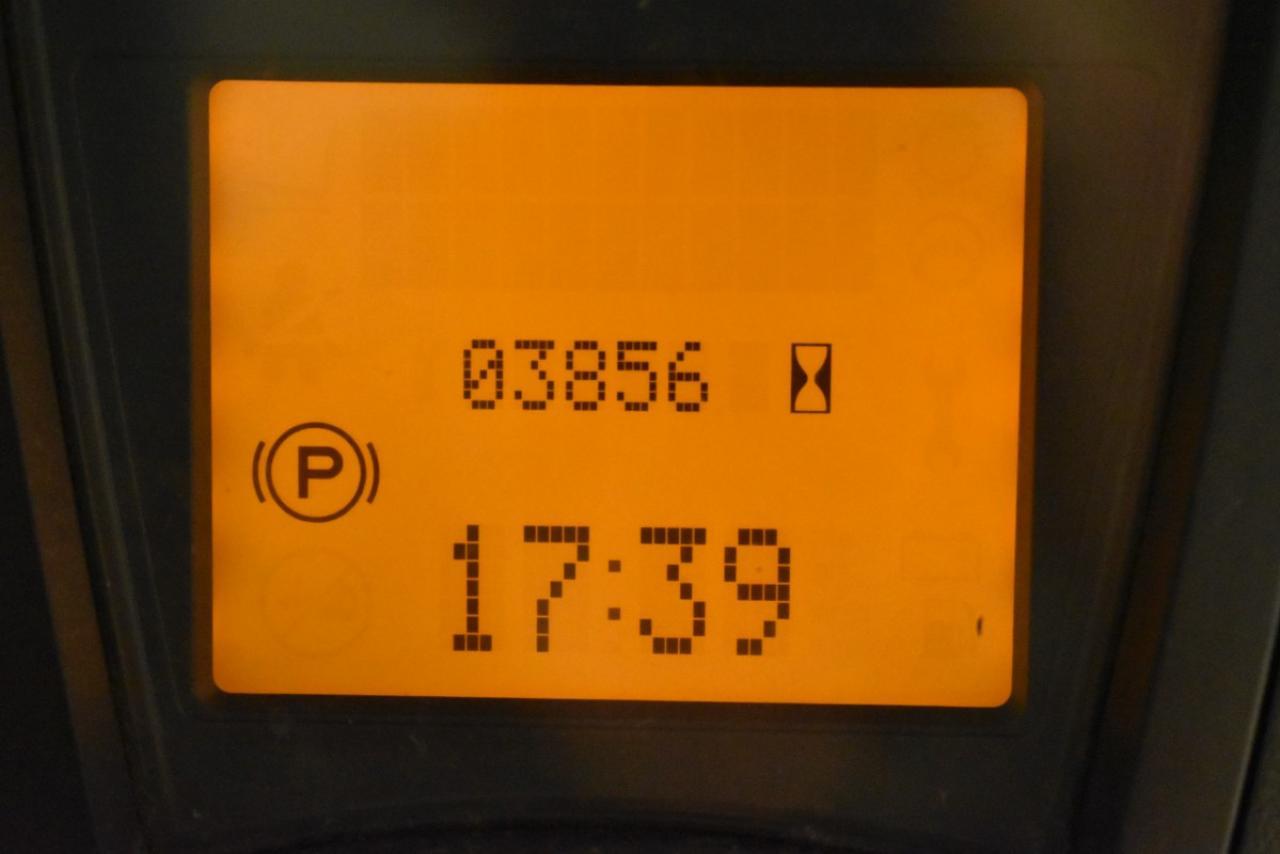 31067 LINDE E 12-01 - AKU, 2010, BP, volný zdvih, pouze 3855 mth
