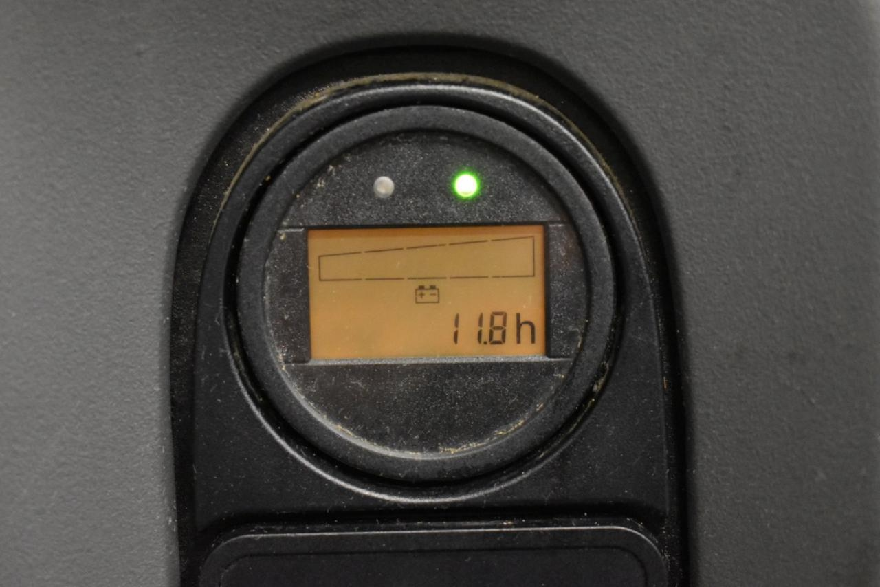31266 LINDE L 10 B - Battery, 2015, like new - 11 hrs
