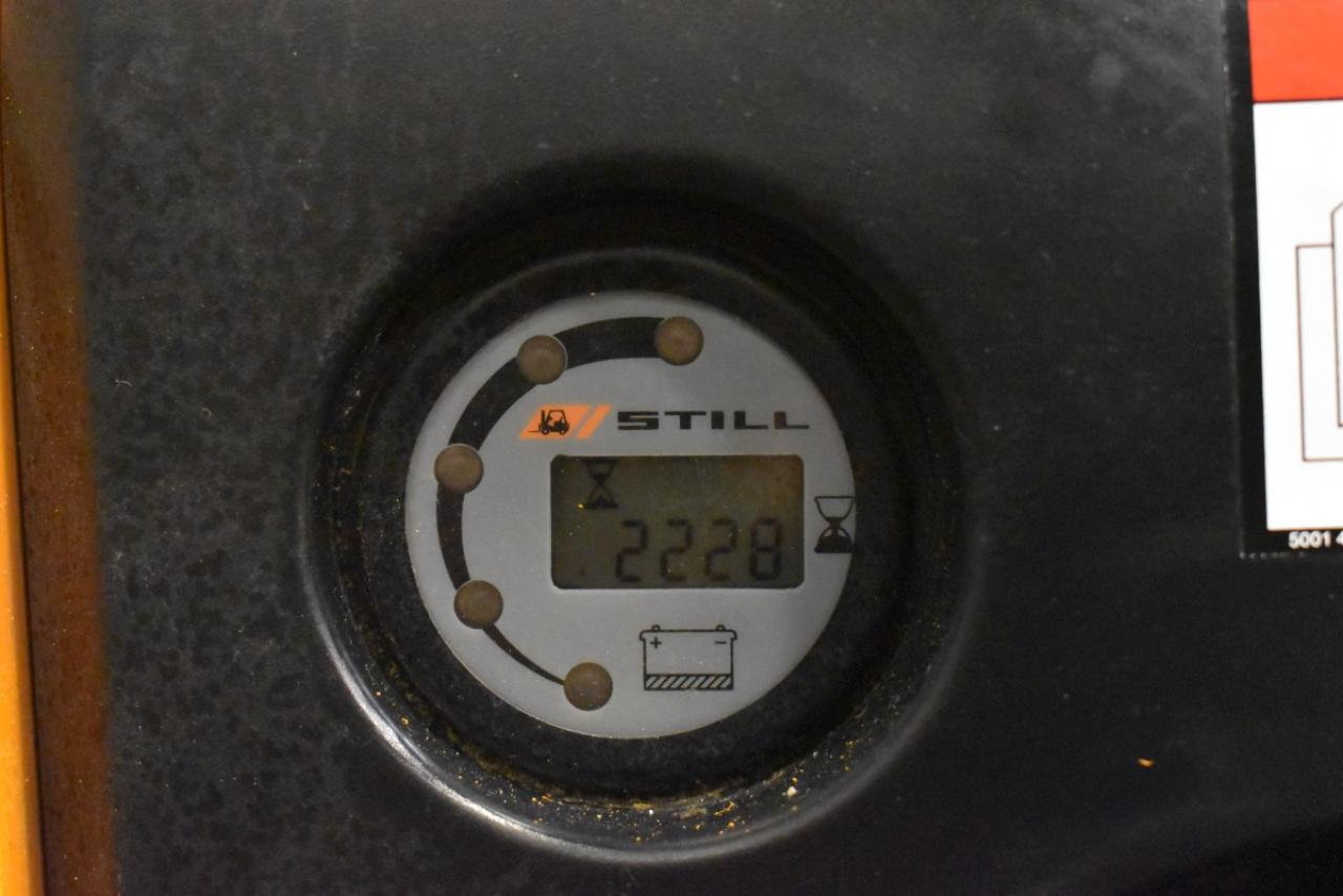 31272 STILL EGV 14 - AKU, 2012, pouze 2228 mth