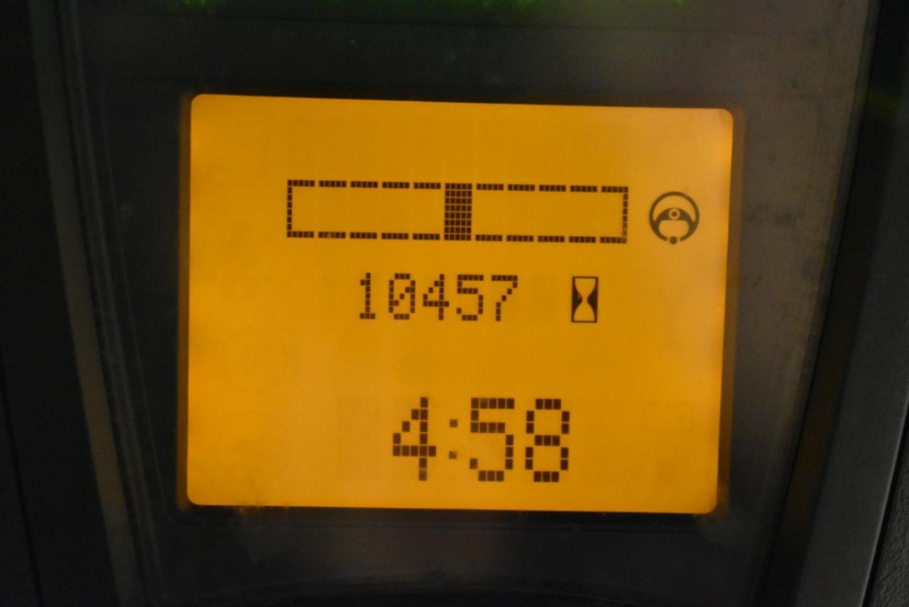 31450 LINDE E 16 C-01 - AKU, 2010, BP, volný zdvih
