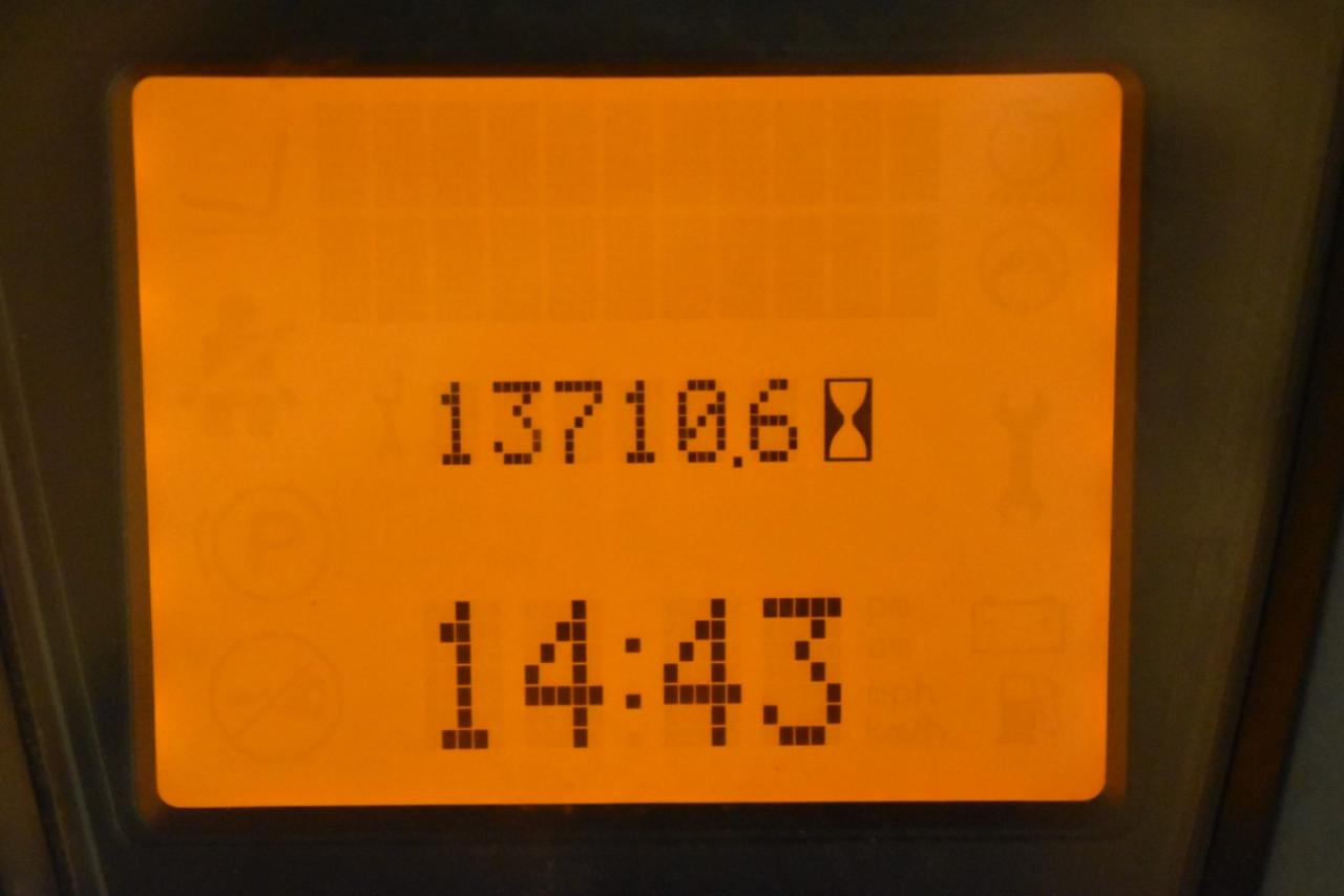 31464 LINDE H 16 T-01 - LPG, 2014, BP, volný zdvih, Triplex