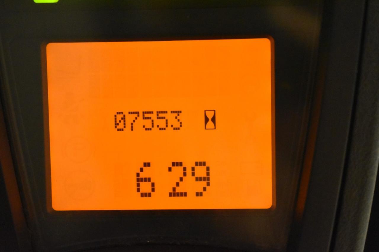 31492 LINDE E 16-01 - AKU, 2013, BP, volný zdvih, Triplex