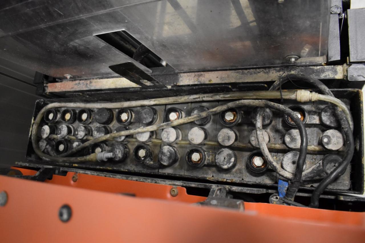 31613 BT SPE 160 L - AKU, 2010, volný zdvih + přízdvih, Triplex
