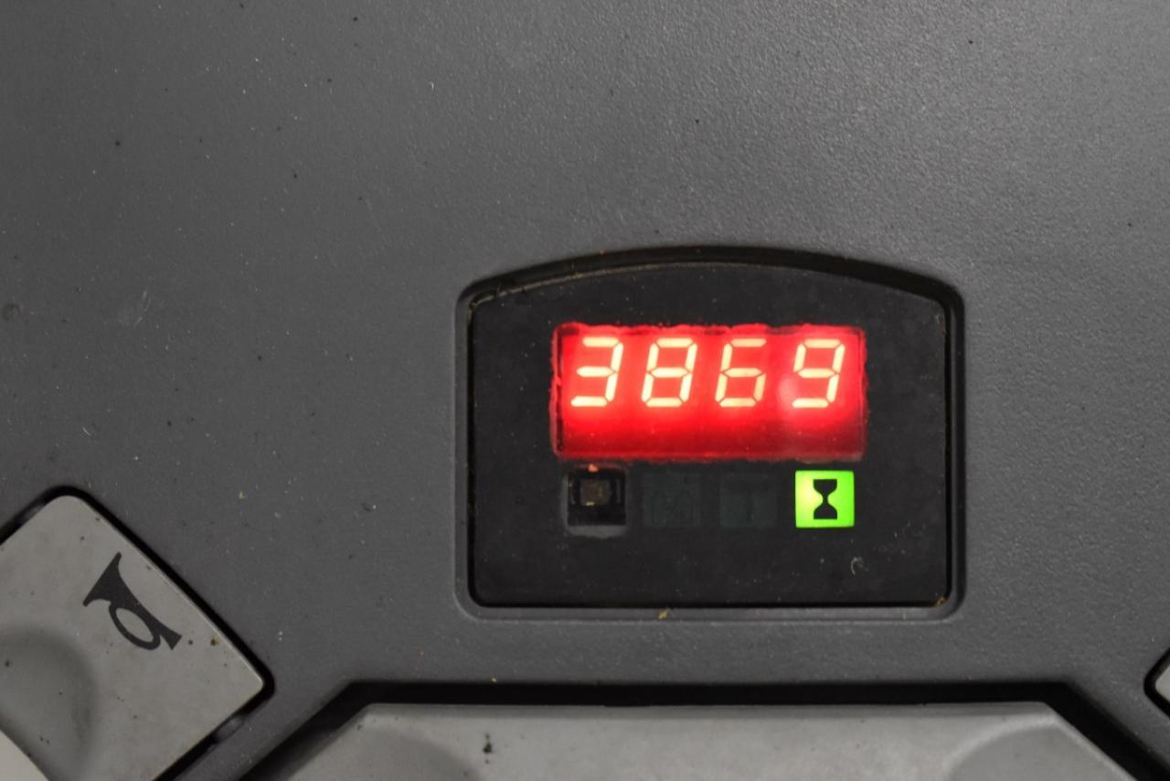 31634 BT SPE 160 - Battery, 2007, free lift, TRIPLEX, only 3868 hrs, BATT 2016