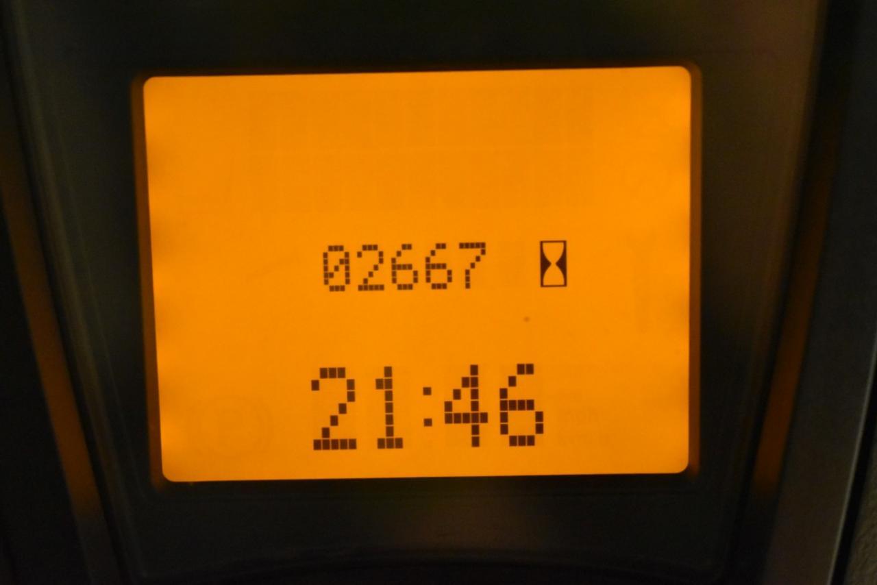 31675 LINDE E 14-01 - AKU, 2008, BP, volný zdvih, Triplex, pouze 2666 mth
