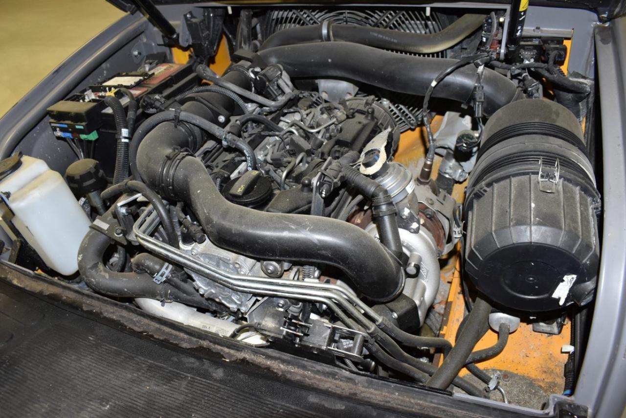 31751 JUNGHEINRICH DFG 425 S - Diesel, 2016, polokabina, BP+HSV, pouze 467 mth