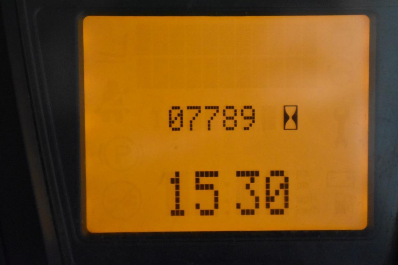 31759 LINDE E 16 C-01 - AKU, 2010, BP, volný zdvih