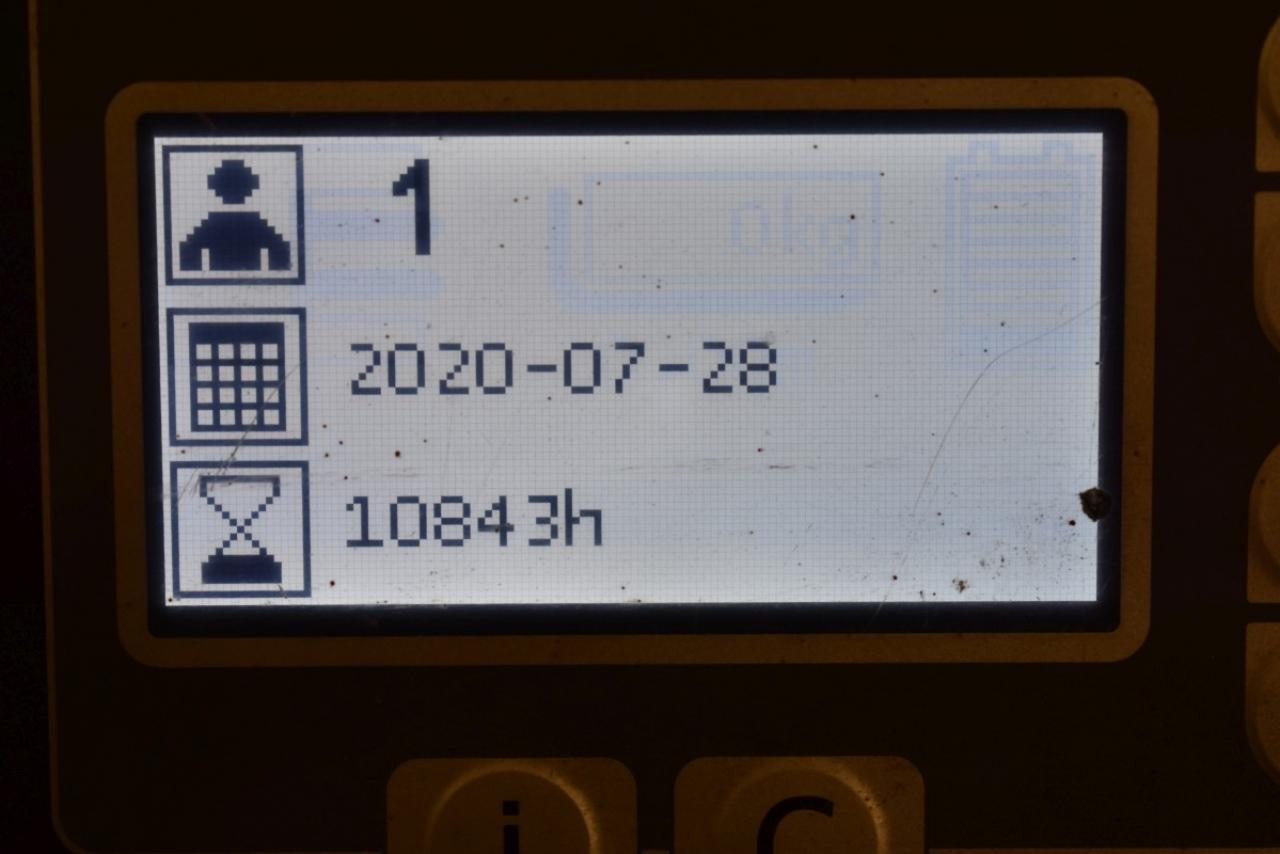 31773 BT RRE 200 - AKU, Retrak, 2015, BP, volný zdvih, Triplex