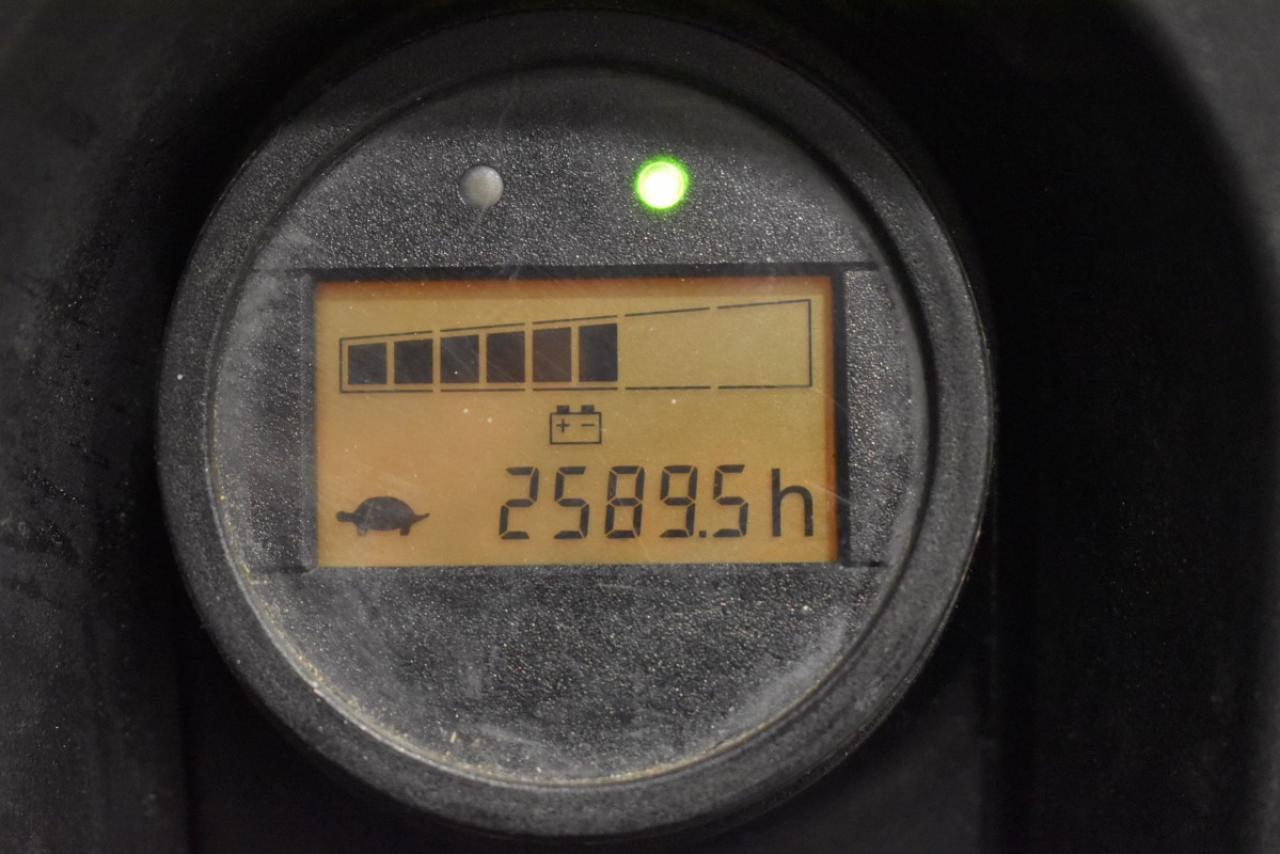 31862 STILL EXV 12 - AKU, 2012, pouze 2589 mth, BAT 2017
