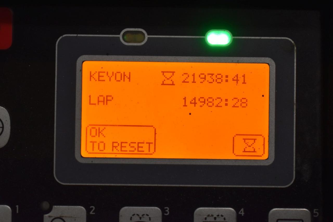 31900 TOYOTA 8FBE16T - AKU, 2016, BP, volný zdvih