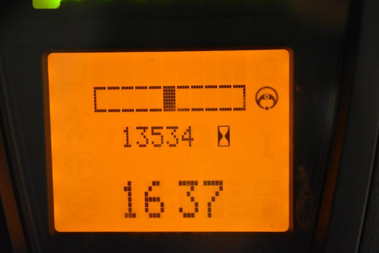 31910 LINDE E 18 PH-01 - AKU, 2013, BP, volný zdvih