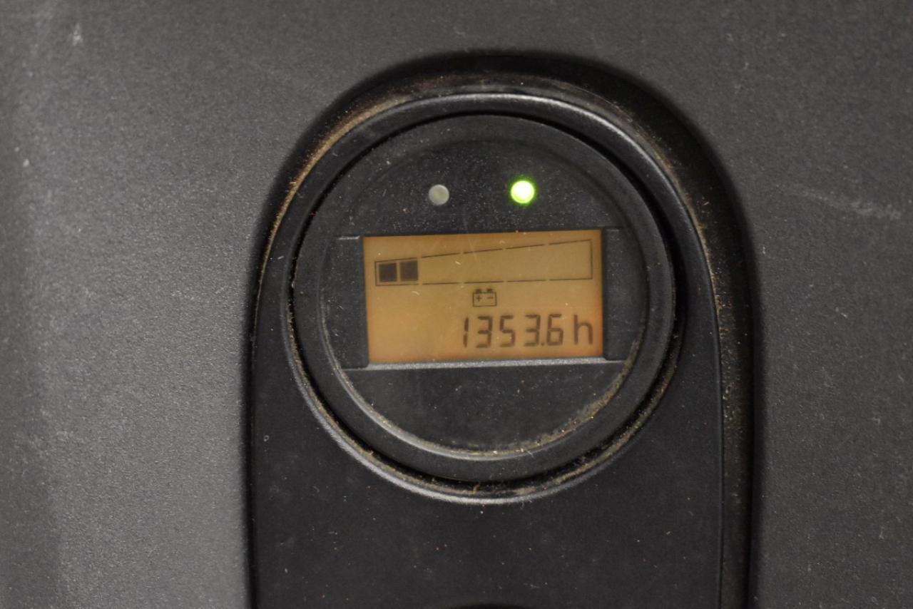31918 LINDE L 10 B - AKU, 2015, pouze 1353 mth