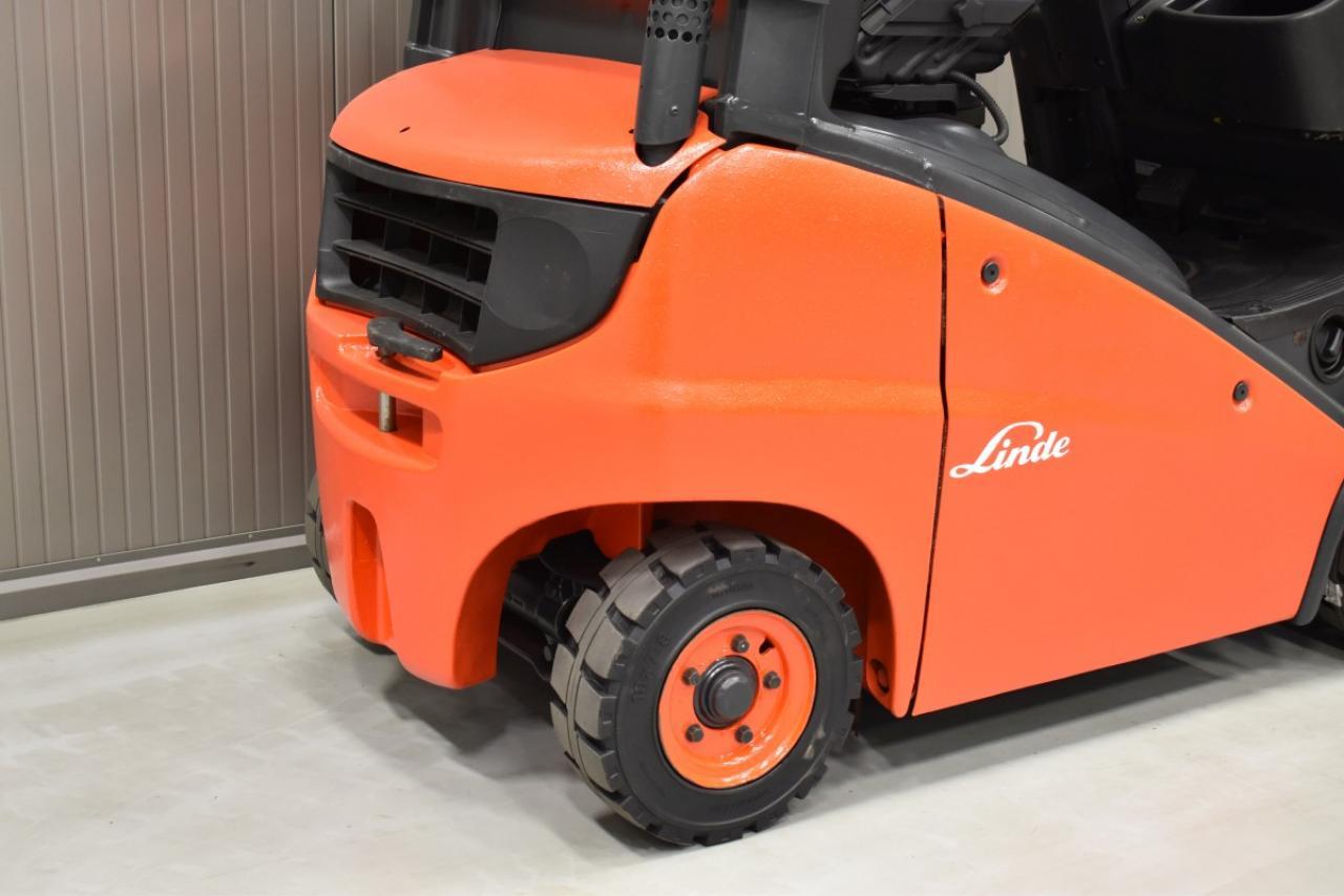 31976 LINDE H 16 D-01 - Diesel, 2012