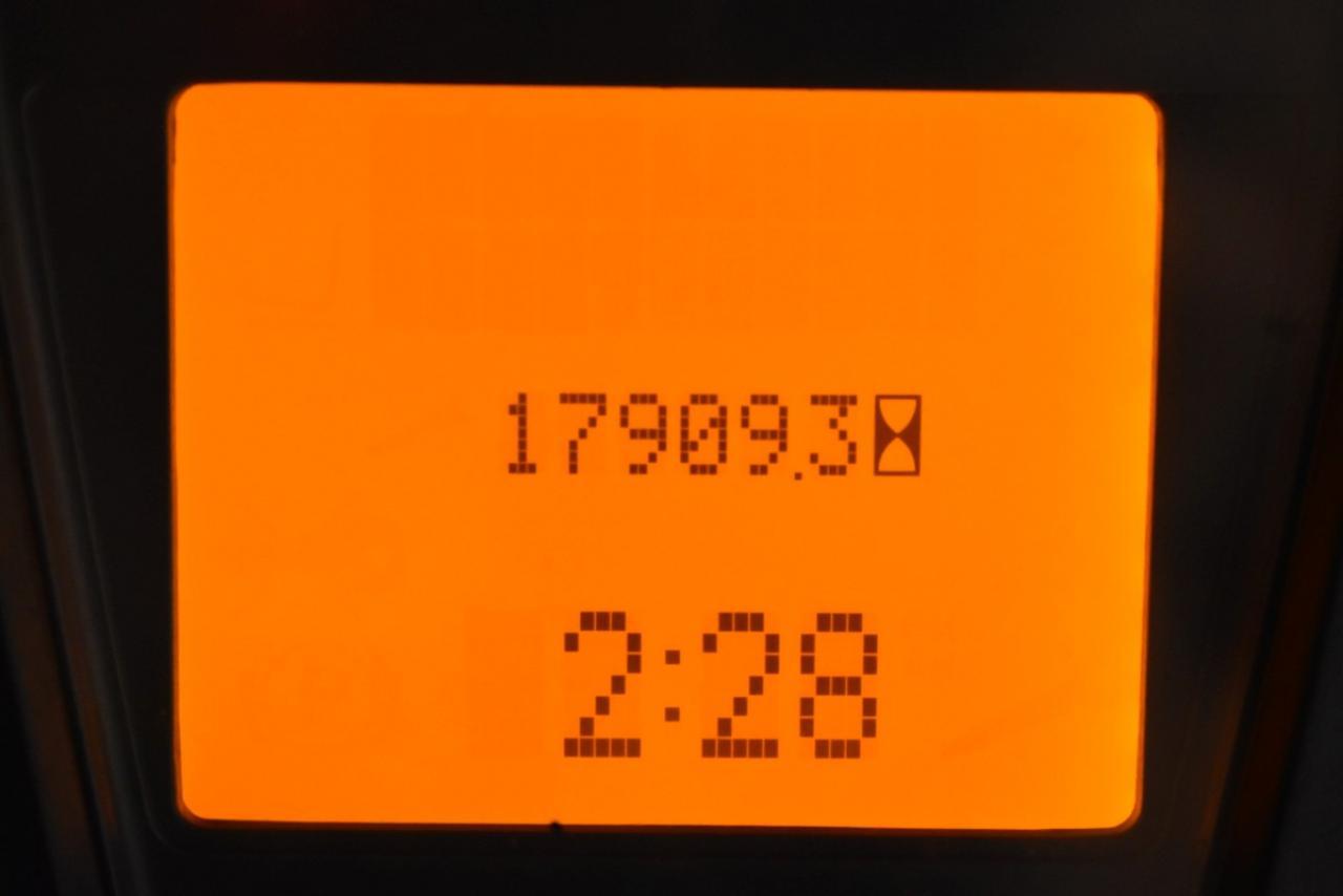 32001 LINDE H 20 T - LPG, 2008, BP, volný zdvih, Triplex
