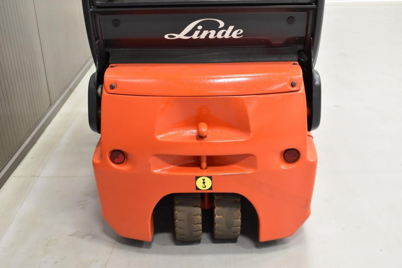 32021 LINDE E 14-02 - AKU, 2006, Kabina, BP