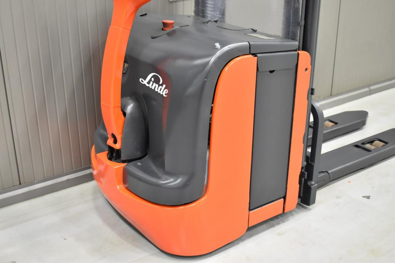 32025 LINDE L 16 LI - Battery, 2012, initial lift, only 6018 hrs