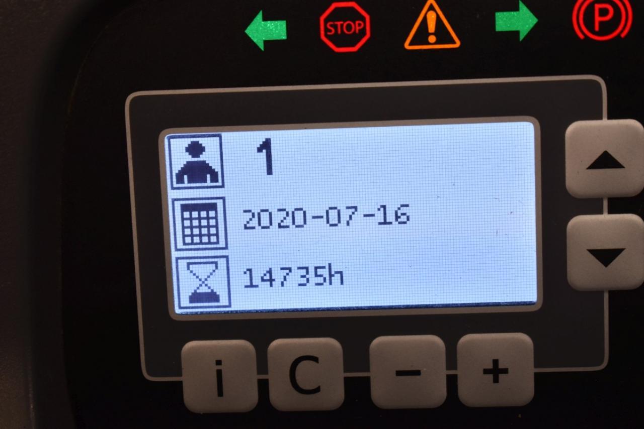 32087 BT RRE 120 B - AKU, Retrak, 2014, BP, volný zdvih, Triplex