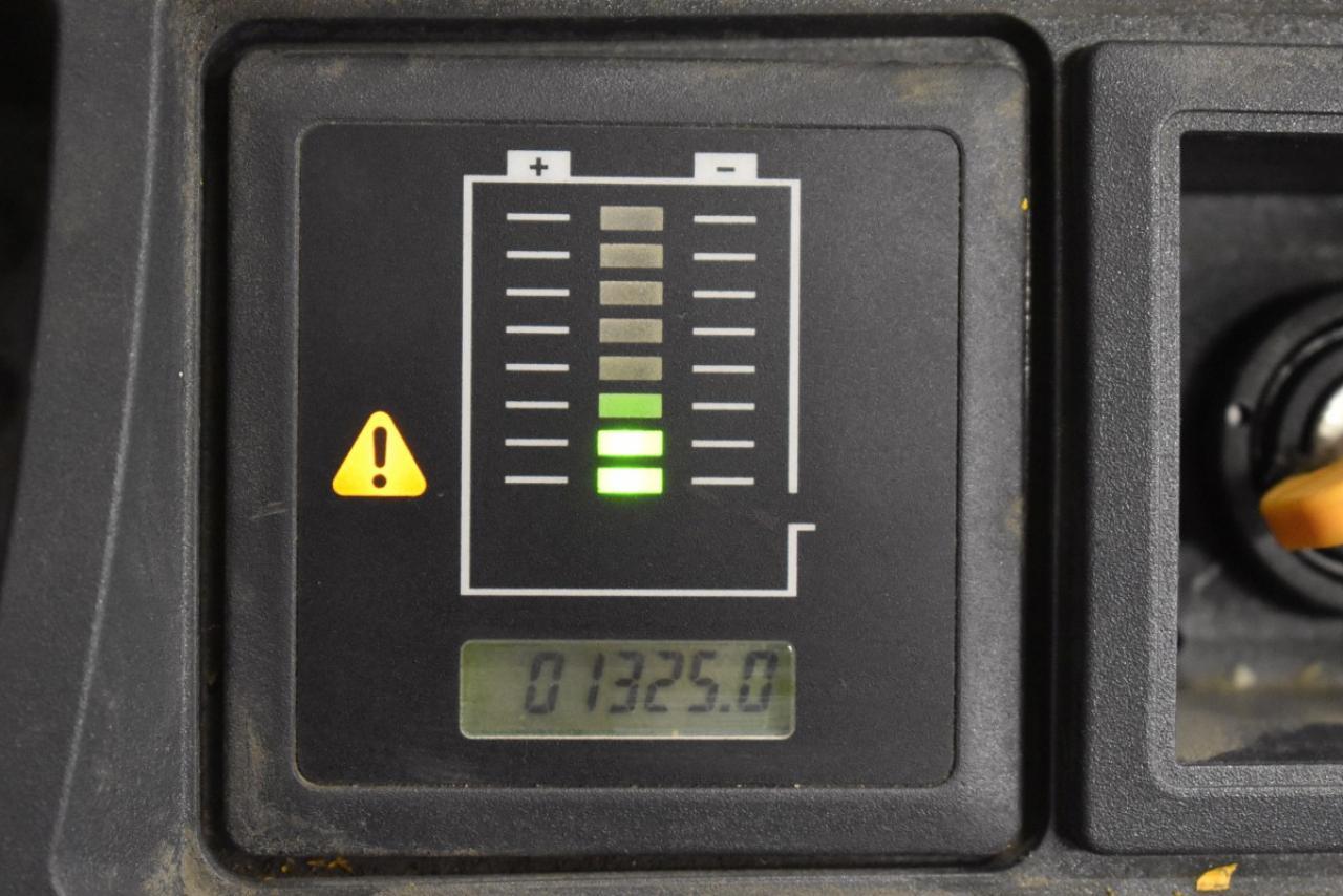 32105 JUNGHEINRICH EJC 214 - AKU, 2012, volný zdvih, pouze 1325 mth