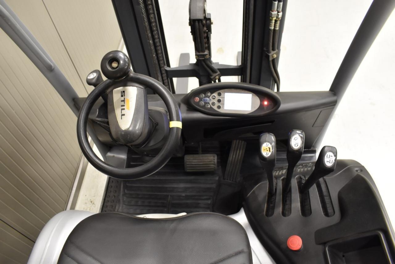 32190 STILL RX 20-14 - AKU, 2014, BP, volný zdvih, Triplex