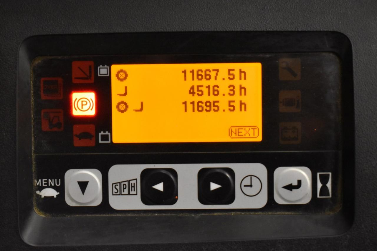 32223 TOYOTA 8FBET16 - Battery, 2015, SS, Free lift