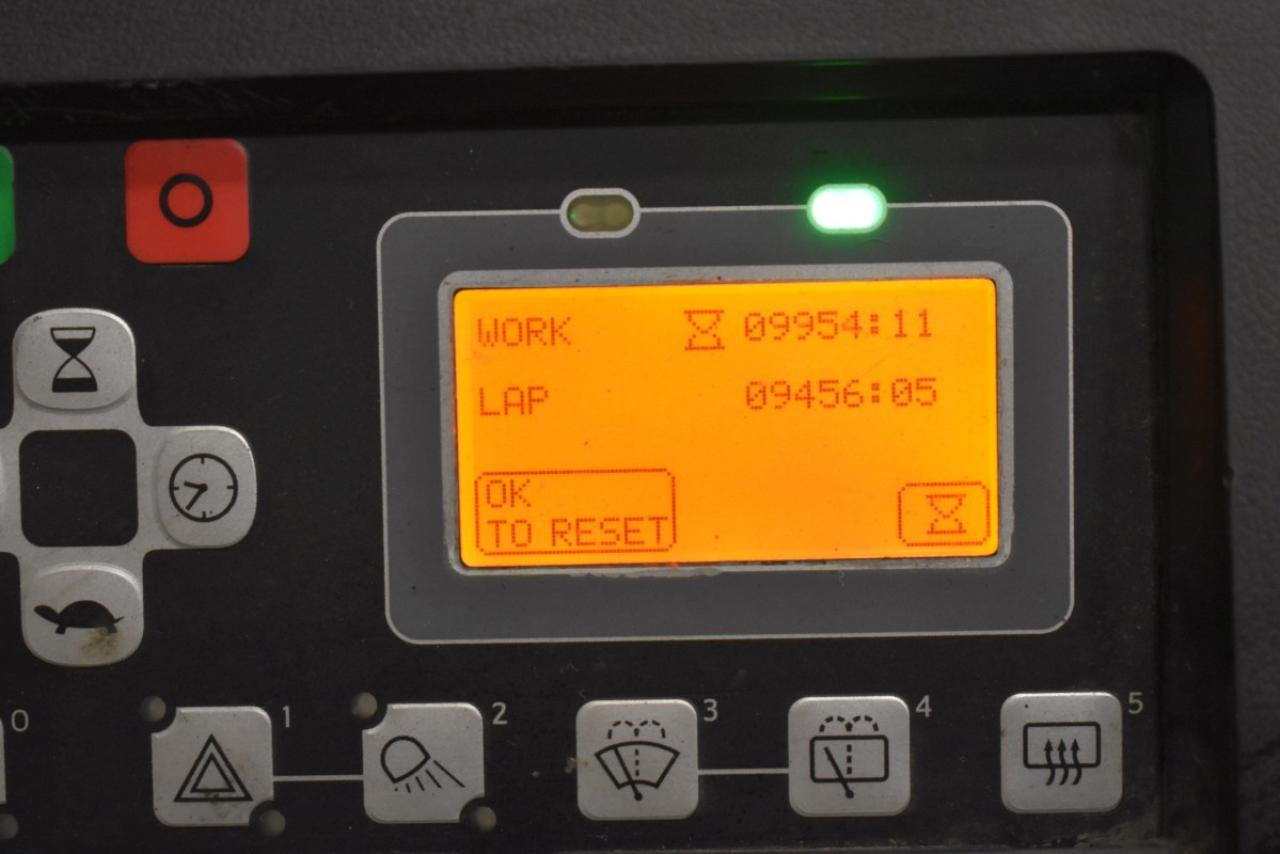 32225 TOYOTA 8FBE16T - AKU, 2016, BP, volný zdvih