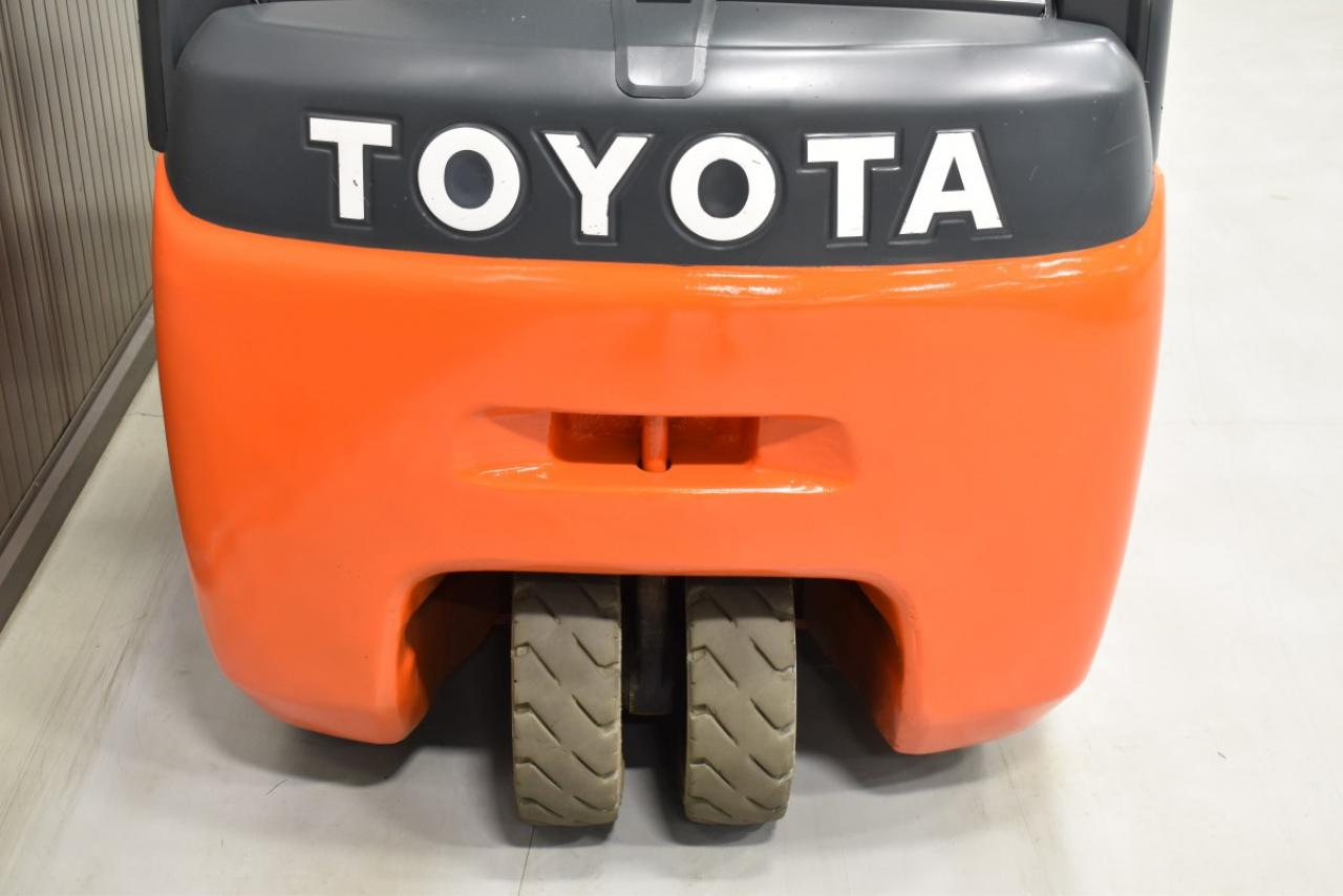 32228 TOYOTA 8FBET16 - Battery, 2015, SS, Free lift