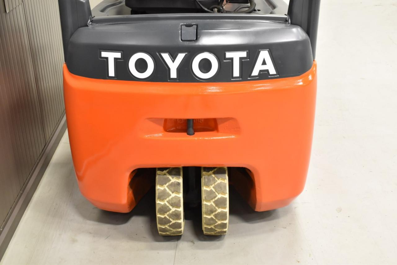 32230 TOYOTA 8FBE16T - Battery, 2016, SS, Free lift