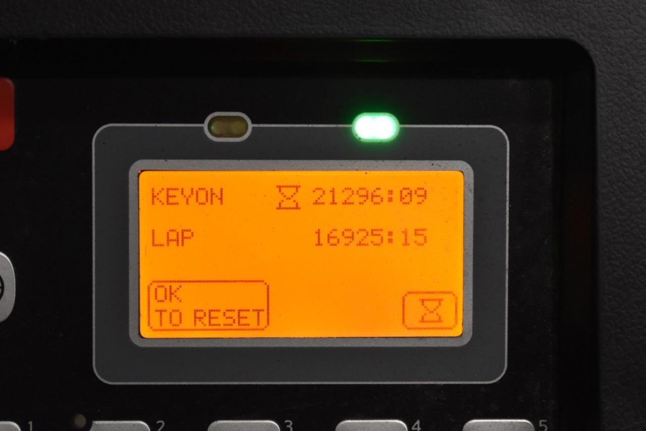 32230 TOYOTA 8FBE16T - AKU, 2016, BP, volný zdvih