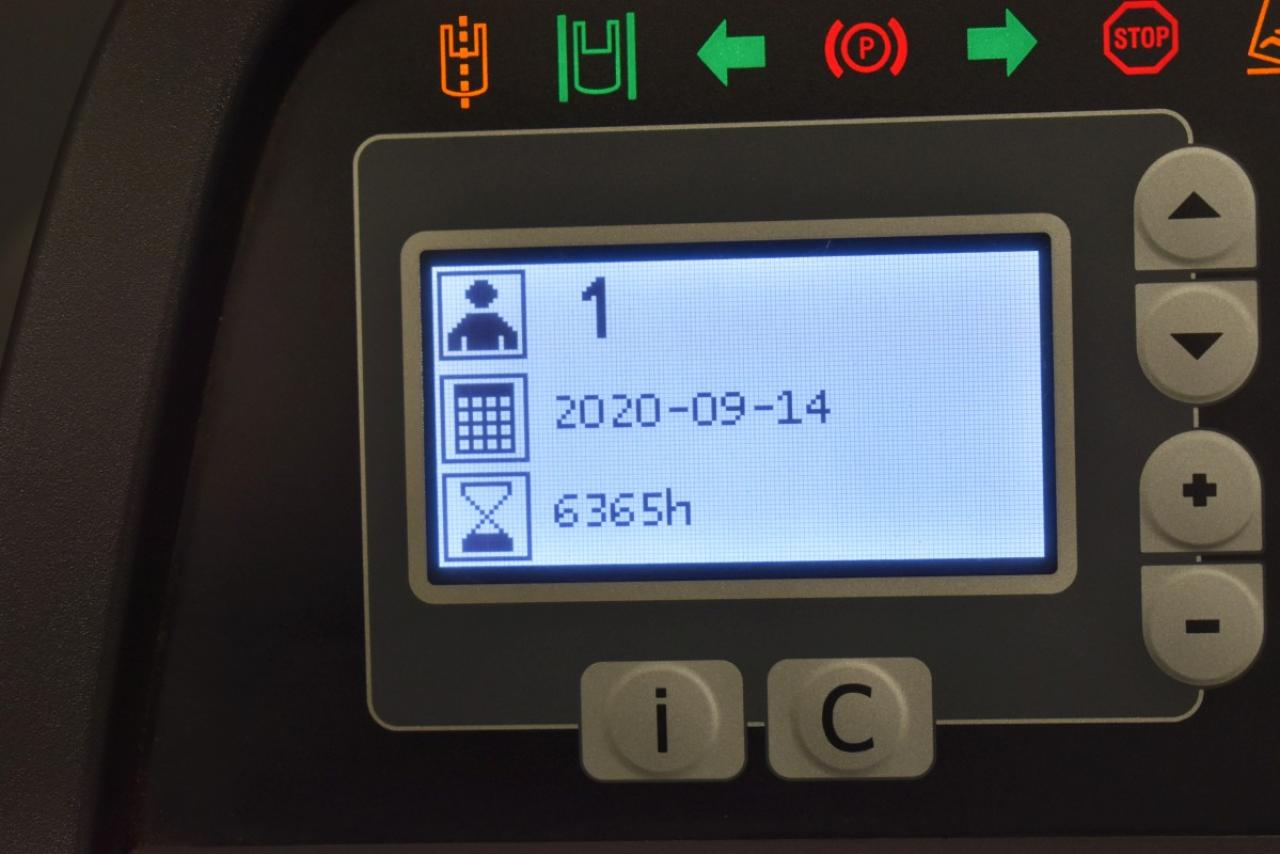 32267 BT RRE 160 - AKU, Retrak, 2012, BP, volný zdvih, Triplex, pouze 6364 mth