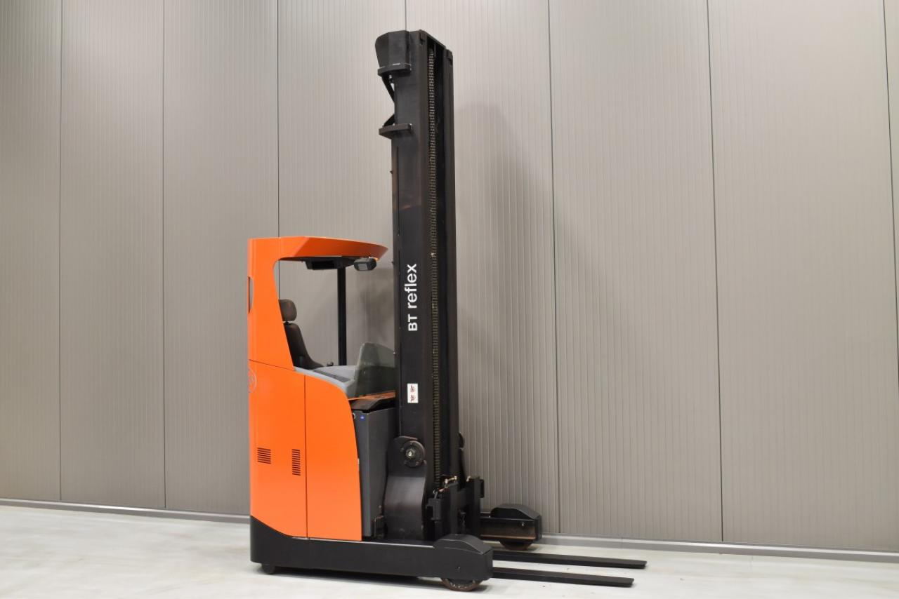 32270 BT RRE 160 - Battery, Reach truck, 2011, SS, Free lift, TRIPLEX