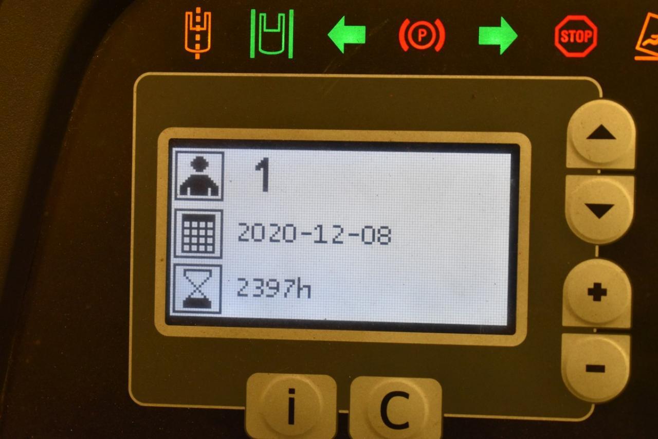 32314 BT RRE 200 - AKU, Retrak, 2011, BP, volný zdvih, Triplex, pouze 2396 mth