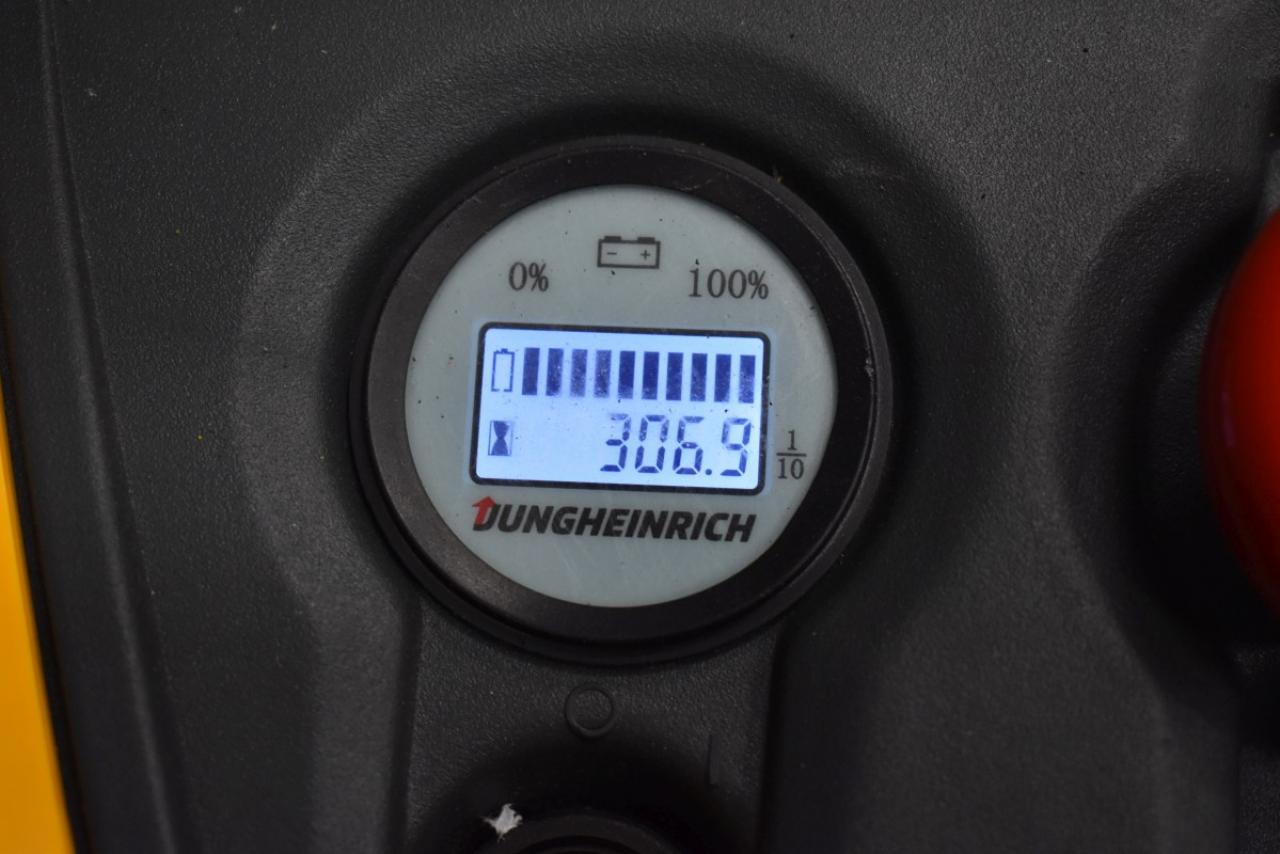 32322 JUNGHEINRICH EJC M10 - AKU, 2017, pouze 306 mth