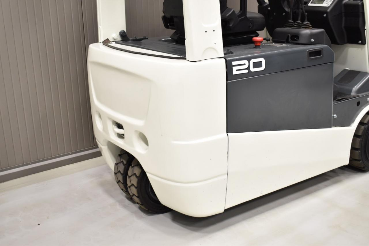 32374 NISSAN AG1N1L20Q - Battery, 2016, SS, only 3683 hrs