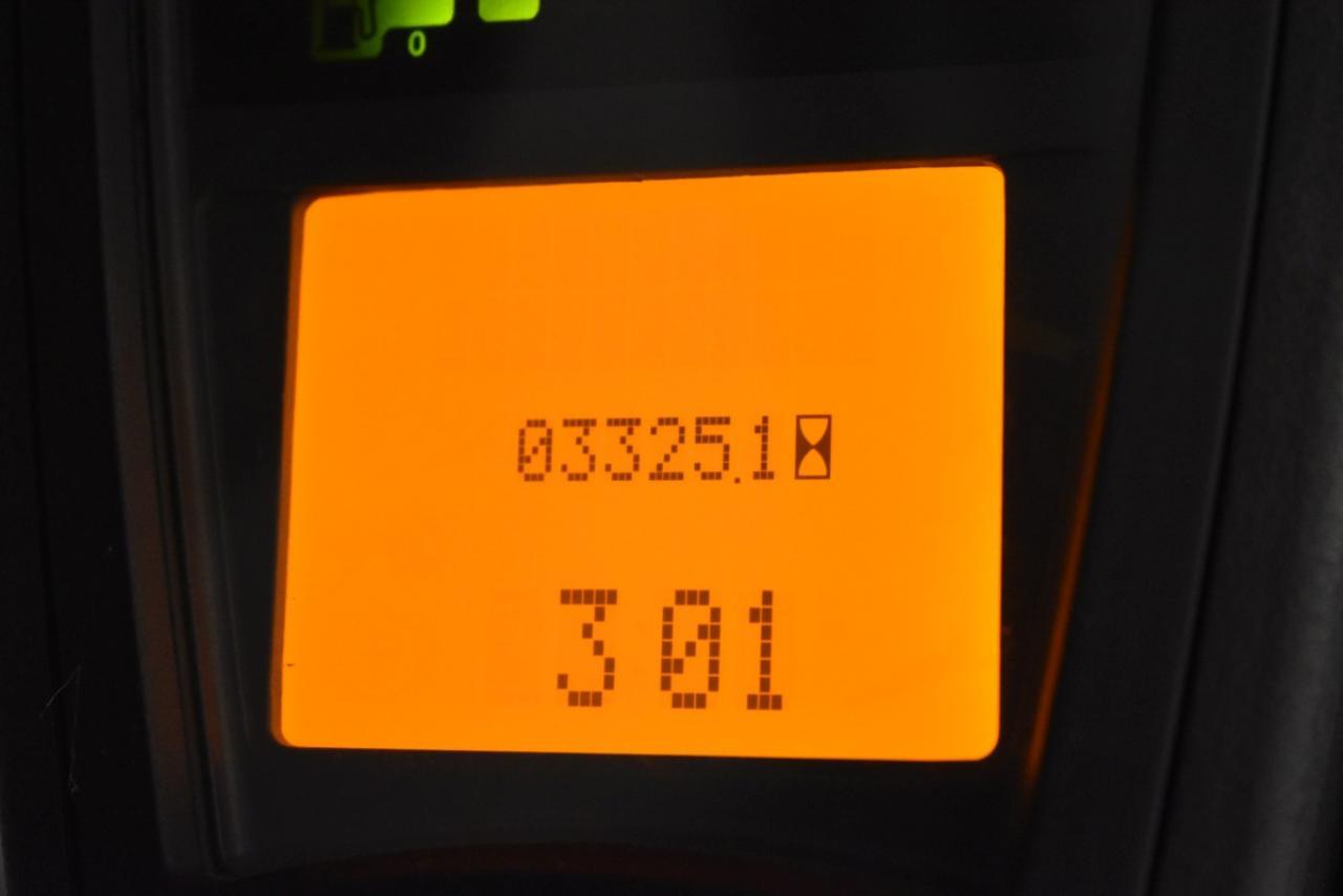 32401 LINDE H 16 T - LPG, 2007, Kabina, BP, volný zdvih, Triplex, pouze 3214 mth