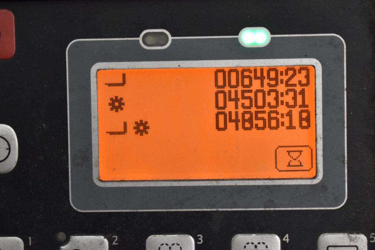 32454 TOYOTA 8FBMT35 - AKU, 2015, BP, pouze 4855 mth