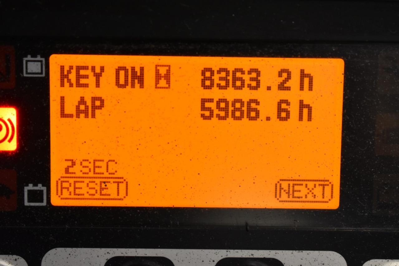 32461 TOYOTA 8FBET18 - AKU, 2012, BP, pouze 4875 mth
