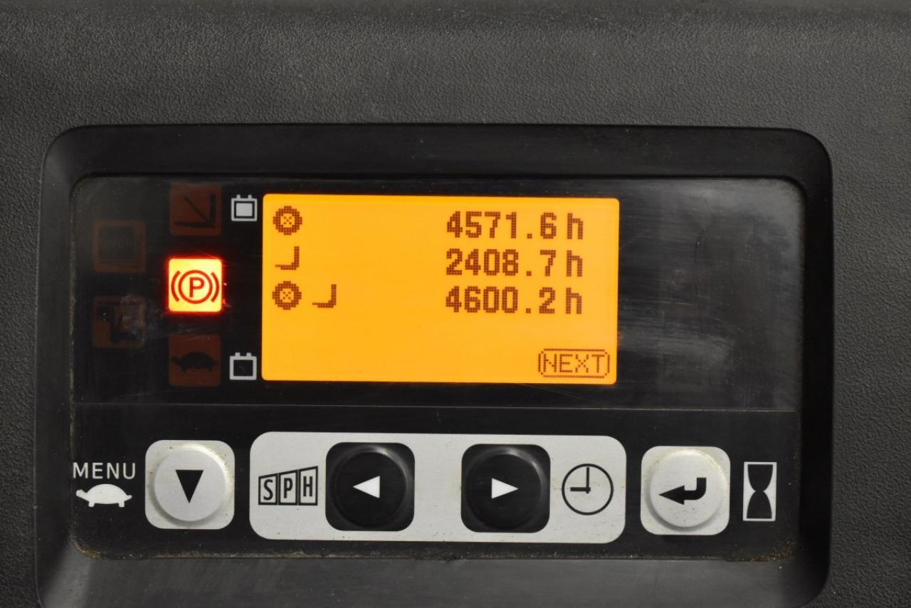 32462 TOYOTA 8FBET18 - AKU, 2011, BP, pouze 4599 mth