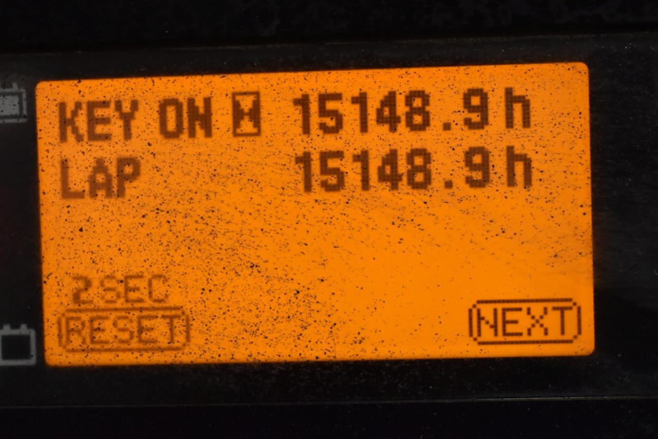 32463 TOYOTA 8FBEKT16 - AKU, 2012, BP, Drive-in, volný zdvih, pouze 4724 mth