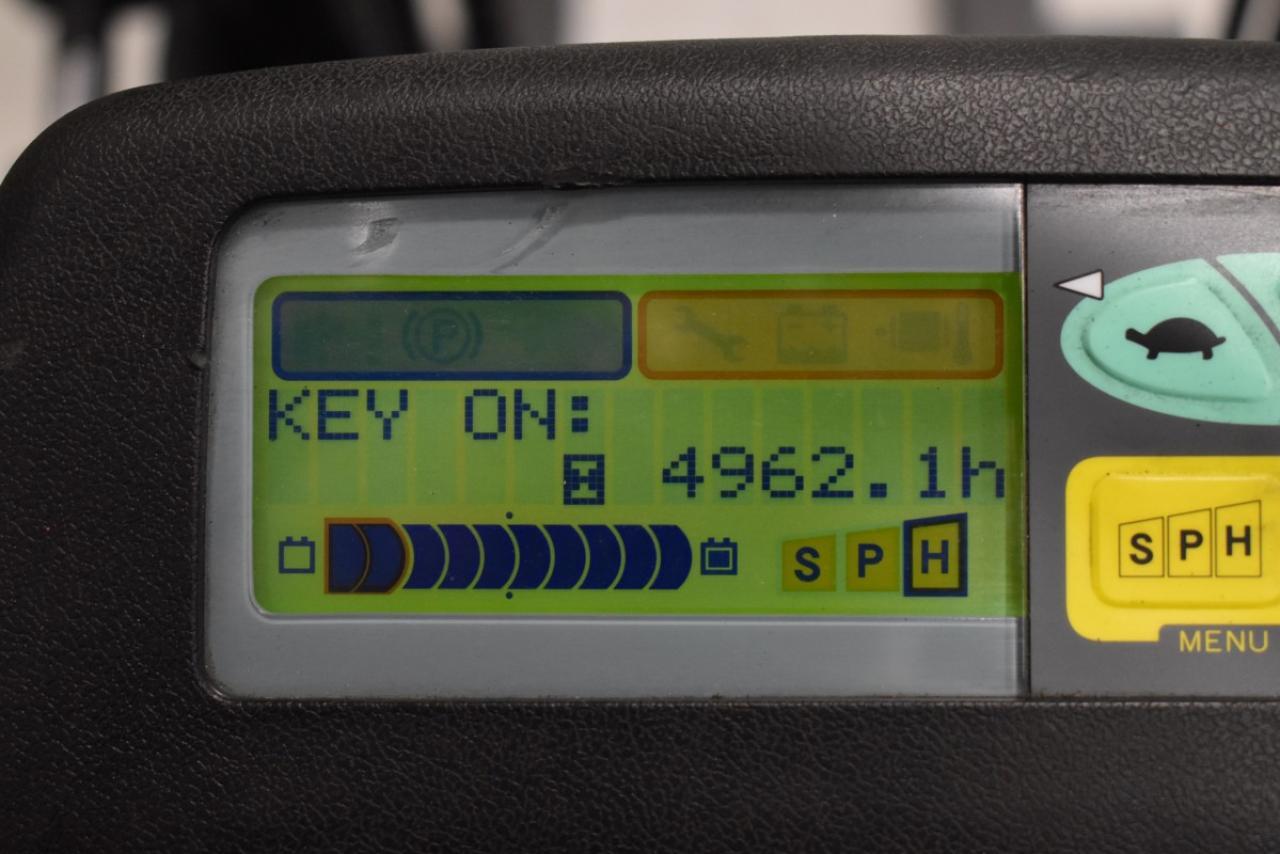 32464 TOYOTA 7FBMF25 - AKU, 2012, BP, pouze 4960 mth