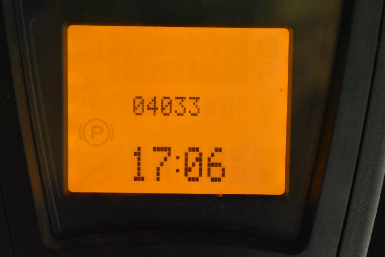 32482 LINDE E 15-02 - AKU, 2015, BP, volný zdvih, Triplex, pouze 4032 mth,  ZADÁNO