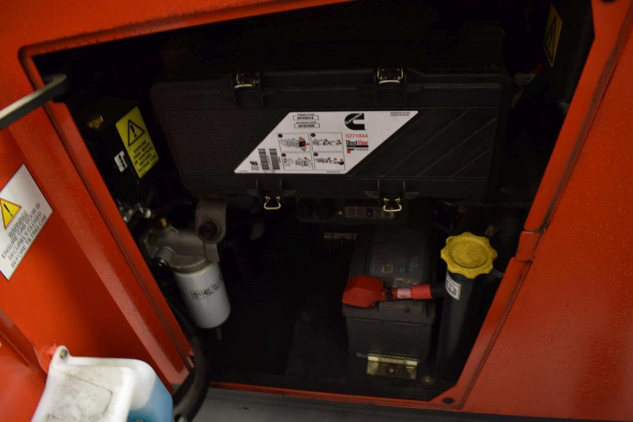 32544 LINDE H 160/02 - Diesel, 2017, Cabin, SS+FP, only 219 hrs,  RESERVE