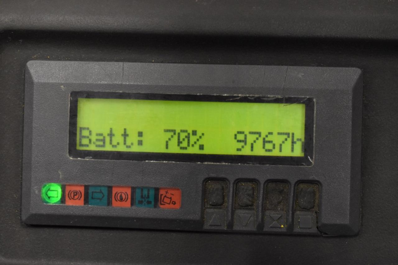 32587 JUNGHEINRICH ETVC 16 - AKU, Retrak, 2007, BP, Volný zdvih, Triplex, BAT 2015