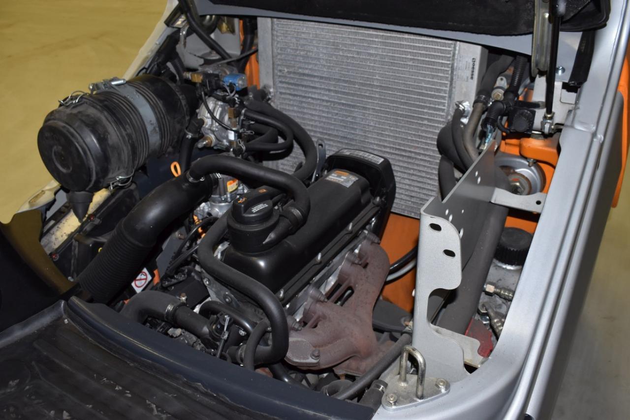 32616 STILL RX 70-30 T - LPG, 2013, pouze 6705 mth