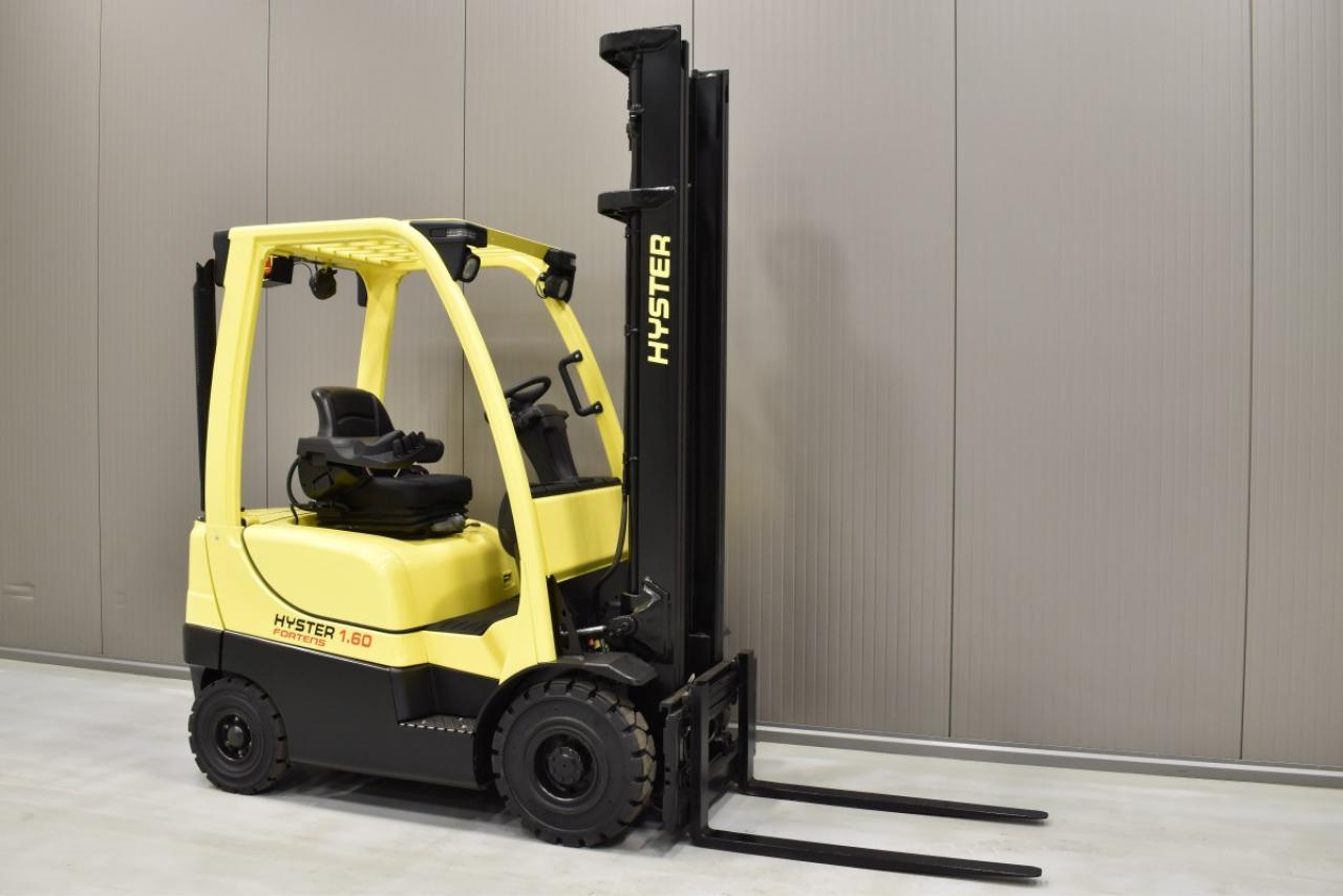32650 HYSTER H 1.6 FT - Diesel, 2016, SS