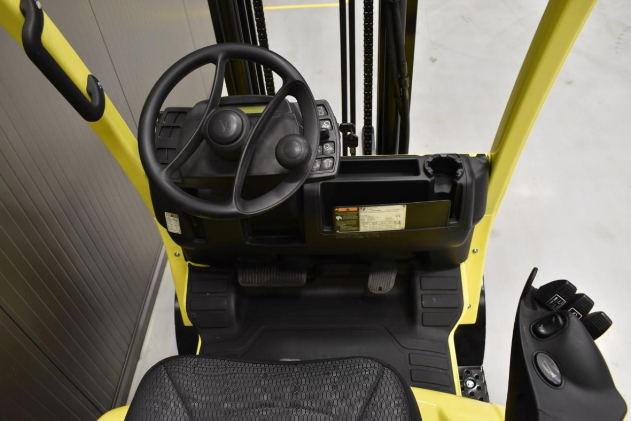 32651 HYSTER H 1.6 FT - Diesel, 2016, SS